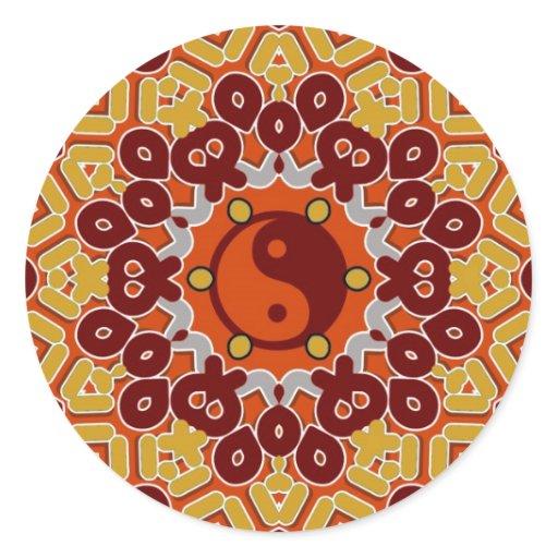 YingYang Sticker