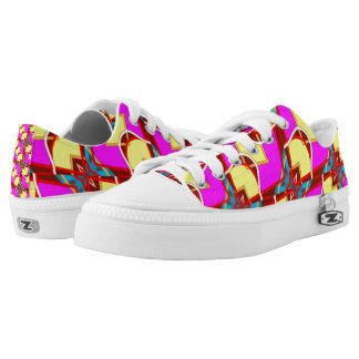 Yinky's VII Low-Top Sneakers