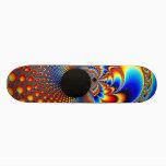 YinYang BigBang - Fractal Skateboard