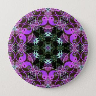 YinYang Hexagon Button