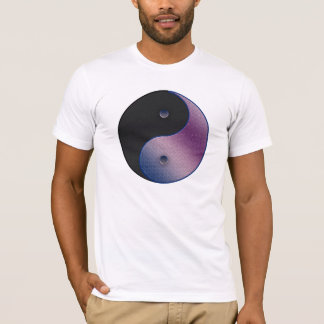 YinYang Men's Fitted T-Shirt