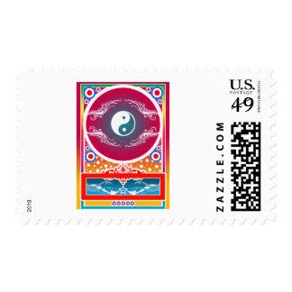 yinyang postage