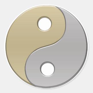 yinyang sticker