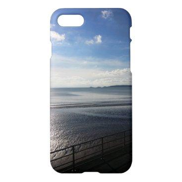 YinYang Summer - Custom iPhone 7 Glossy Case