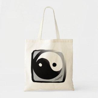 YinYang Symbol Bag