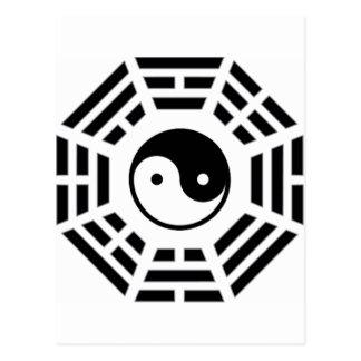 yinyangbig tarjeta postal