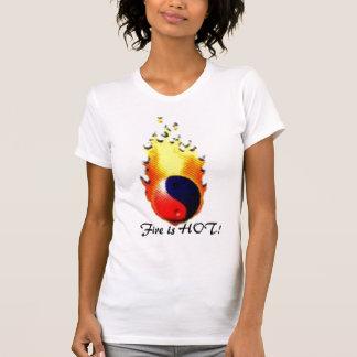 yinyangfire, Fire is HOT! Shirt