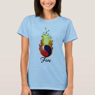yinyangfire, Fire T-Shirt