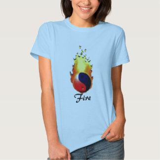 yinyangfire, Fire Tee Shirt