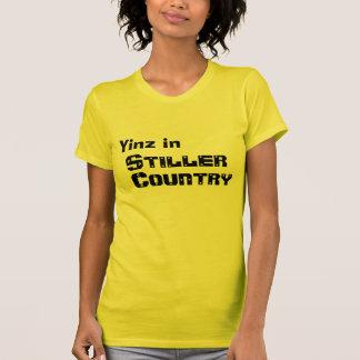 Yinz en un país más inmóvil camisetas