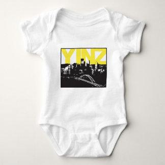 Yinz Pittsburgh Baby Bodysuit