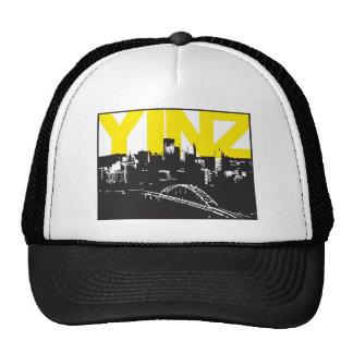 Yinz Pittsburgh Trucker Hats