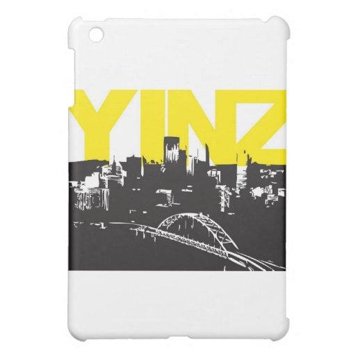 Yinz Pittsburgh Case For The iPad Mini
