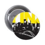 Yinz Pittsburgh Pin