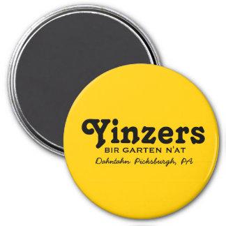 Yinzers Bir Garten N at Fridge Magnet