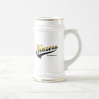Yinzers Jarra De Cerveza