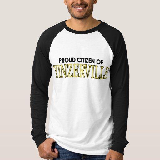 Yinzerville Proud Citizens Shirt