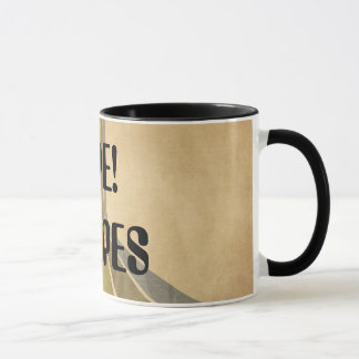 Yipe Stripes! Mug