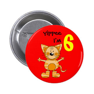 Yippee I'm 6 Buttons