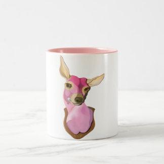 YIP's dear Two-Tone Coffee Mug