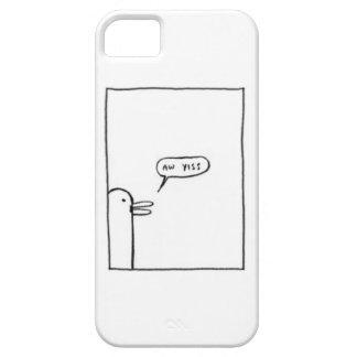 yiss del aw iPhone 5 cárcasas