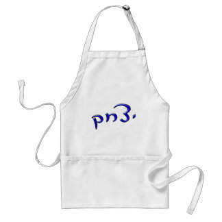 Yitchak, Anglicized As Isaac - 3d Effect Adult Apron