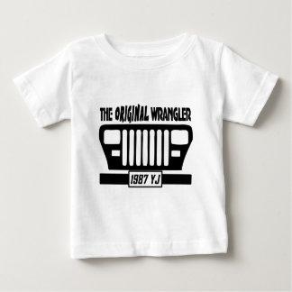 YJ - The Original Wrangler Baby T-Shirt