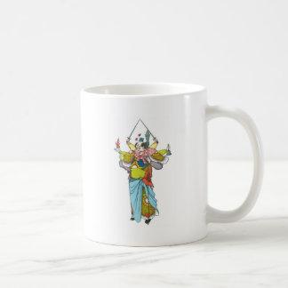 Yln-Kiao. una personificación de T Taza Básica Blanca