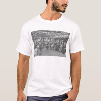 YMCA Hostel, Piccadilly, Manchester, c.1910 T-Shirt