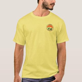 YNC Green Logo Name shirt