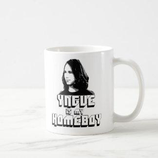 YNGVE ES MI HOMEBOY TAZA DE CAFÉ