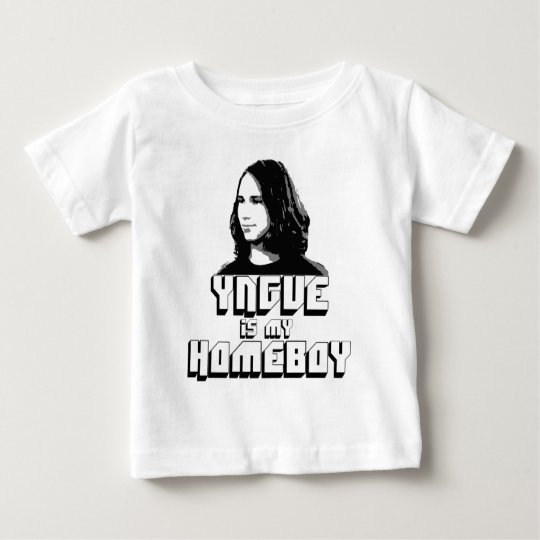 Yngve is my Homeboy! Baby T-Shirt
