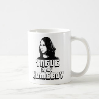 YNGVE IS MY HOMEBOY COFFEE MUG