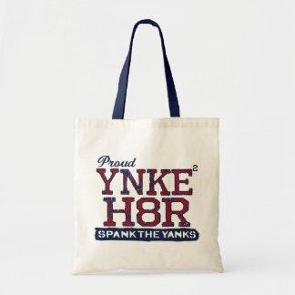 YNKEE H8R Anti-Yankee Budget Tote Bag
