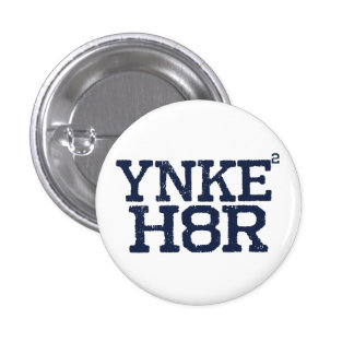 YNKEE H8R Anti-Yankee Buttons