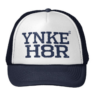 YNKEE H8R Anti-Yankee Trucker Hat