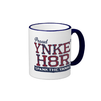 YNKEE H8R Anti-Yankee Ringer Coffee Mug