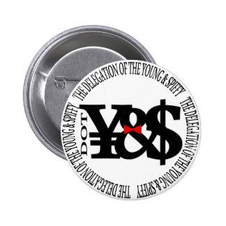 YNSC - Corporate Pin