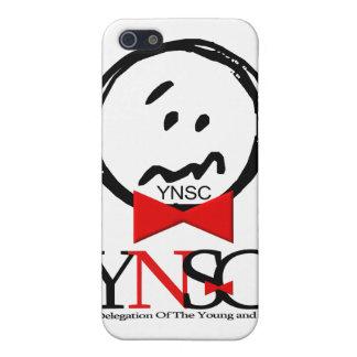 YNSC - iPhone social del paria iPhone 5 Protectores