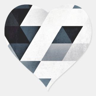 yntygryl heart sticker