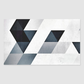 yntygryl rectangular sticker