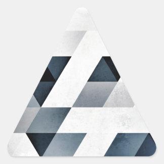 yntygryl triangle sticker