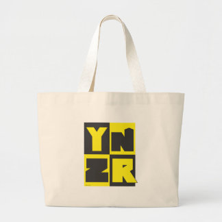 YNZR Graphic, on promotional products Large Tote Bag