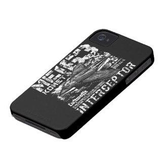 Yo 163 iPhone de Komet/caso del iPad iPhone 4 Cobertura