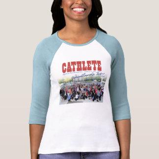 """""""Yo!"""" ¡2010 arbolados del viaje de Cathe, manos de Camisetas"""