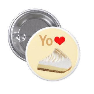 Yo <3 Lemon Pie Button