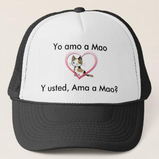 Yo amo a Mao Trucker Hat
