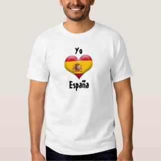 Yo Amo España Playera