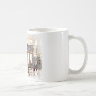 Yo amor Berlín Tazas De Café
