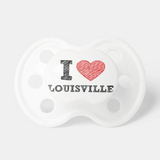 Yo-Amor-Louisville Chupetes De Bebe